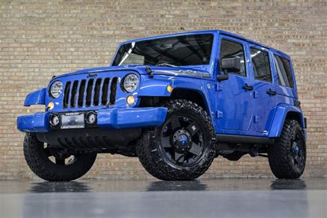 jeep polar edition wheels 2014 jeep wrangler polar edition 3 6l v6 24v vvt best