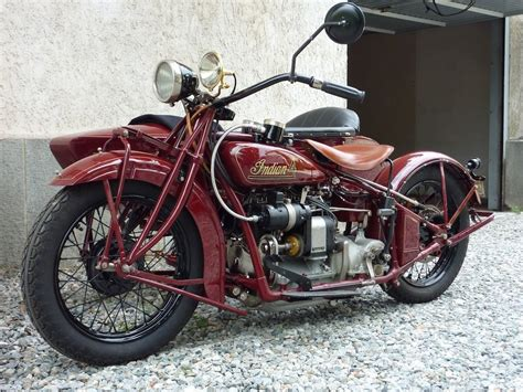 Indian Motorrad 1950 by 1960 Indian Chief Motorcycle 1953 Chief Sold 1944 Chief