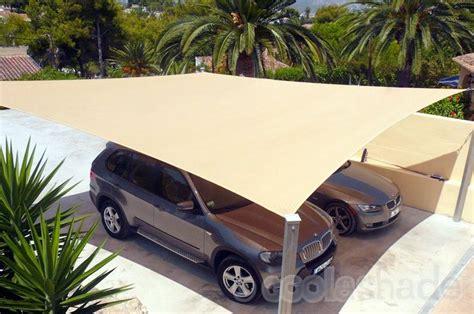 Car Port Shade by Shade Sails Alicante Carport Rectangular Shade Sail