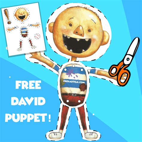 check out this david puppet