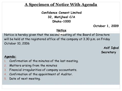 Auditor Resume Examples by Notice Agenda Minutes