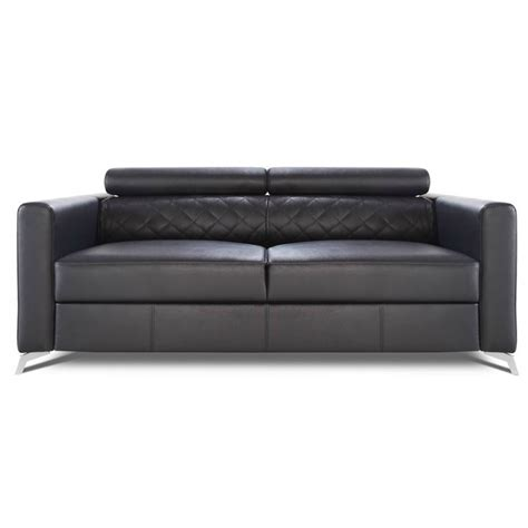 metro modern 2 seat sofa sofas sena home furniture