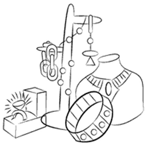 jewelry 187 coloring pages 187 surfnetkids