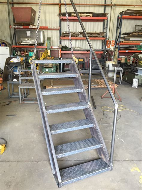 industrial stairs industrial stairs sunset metal fab inc