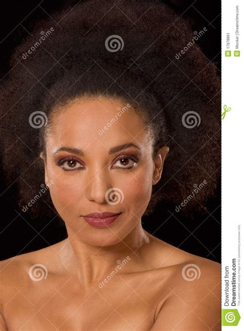 Black Mix Ethnic multiracial ethnic black and mix stock
