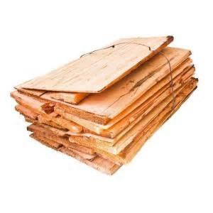 wood shingles home depot 25 year medium cedar roof shake shingles 652075 the home