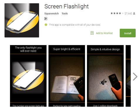 free flashlight for android top 15 best free flashlight apps brightest torch app andy tips