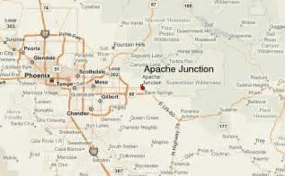 map of apache junction arizona apache junction location guide