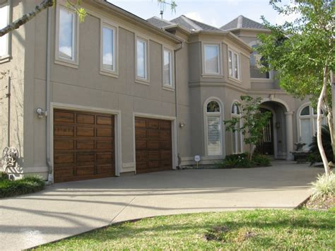 Overhead Door Houston Custom Wood Doors Overhead Door Company Of Houston