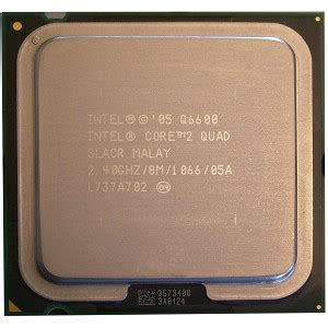 Intel Q6600 Sockel by Evertek Wholesale Computer Parts Intel 2 Q6600 2 4ghz 1066mhz 8mb Socket 775