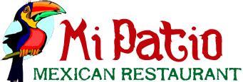 Mi Patio Mexican Restaurant Az by Authentic Mexican Cuisine Mexican Menu Az
