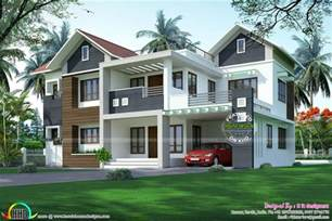 house 2017 january 2017 kerala home design and floor plans