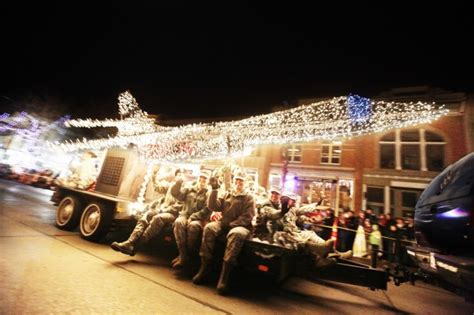 parade of lights rapid city thousands flock to festival of lights parade