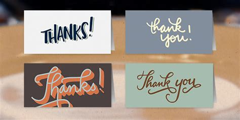 mini thank you cards template freebie 4 lettered mini thank you cards every tuesday