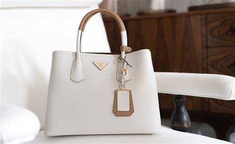 a look at the prada bicolor bag purseblog