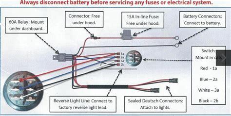 Autofeel Light Bar 3 Wire Wiring Diagram