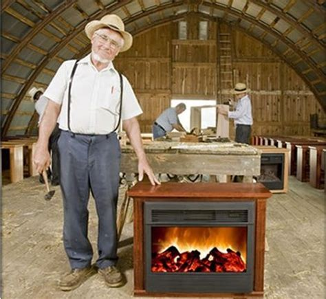 Amish Fireplace How Does It Work by Amish Miracle Heater Is Anything But Treehugger