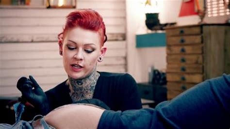 tattoo girls season 1 look conwy s jay hutton on e4 s tattoo fixers daily post