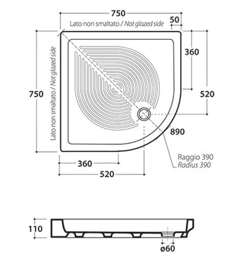 docce angolari misure piatto doccia 70x80 offerte e risparmia su ondausu