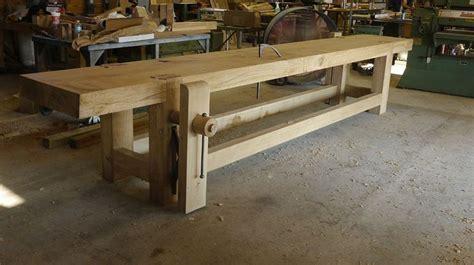 roubo work bench french oak roubo bench tools storage pinterest