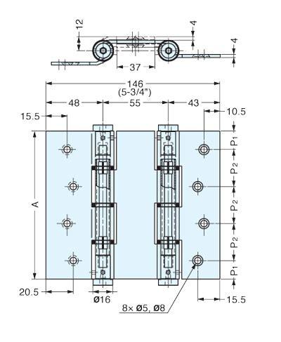 swinging door hinge installation spring hinges jdaw double action spring hinge
