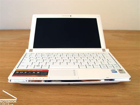 review samsung nc10 netbook notebookcheck net reviews