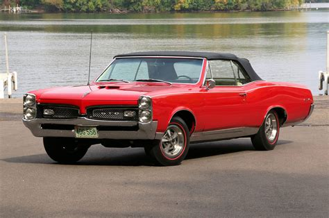 nine year liked his s 1967 pontiac gto so much