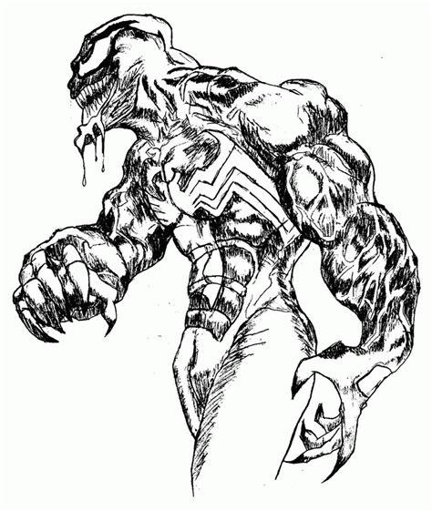venom coloring pages venom vs coloring pages coloring home