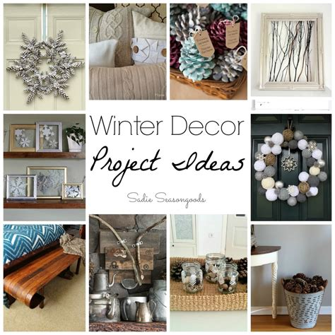 upcycled home decor ideas repurposed and upcycled vintage winter decor ideas d c3 a3