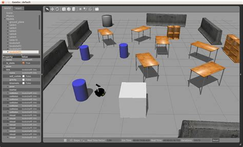 gazebo ros sv ros pi robot win 1st place in iros 2014 microsoft