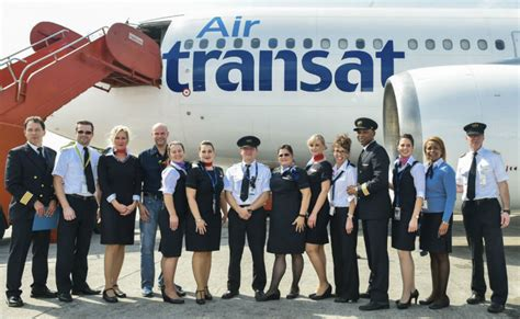 Mba Crew by Air Transat And Food For The Poor Canada Join Forces For