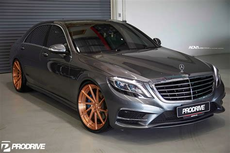 silver mercedes silver mercedes s550 adv10r m v2 sl directional