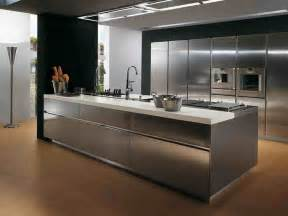 Steel Kitchen Cabinets by 17 Best Ideas About Contemporary Stainless Steel Kitchens