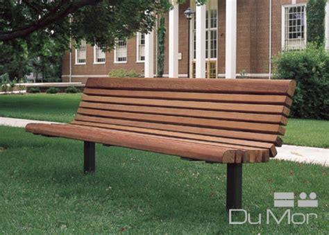 dumor benches bench 39 dumor site furnishings