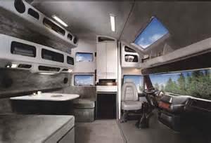 Volvo Semi Truck Interior Volvo Semi Truck Sleeper Interiors Pictures To Pin On