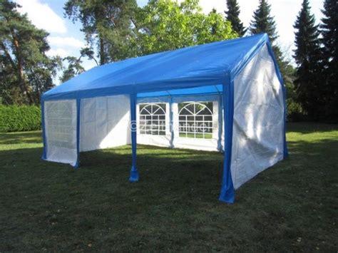 Gartenpavillon 3x6