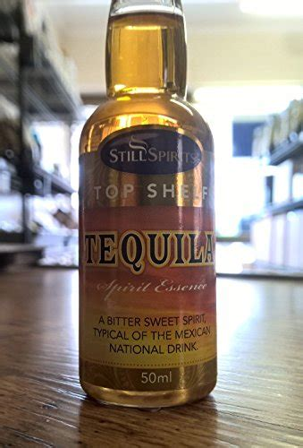 Top Shelf Specialty Foods by Still Spirits Top Shelf Tequila Flavor 50ml Liquor