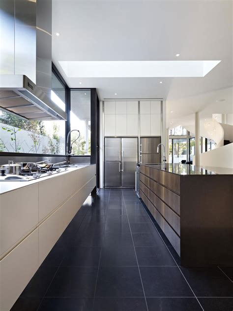 modern kitchen designs melbourne verdant avenue home in melbourne australia by robert mills architects