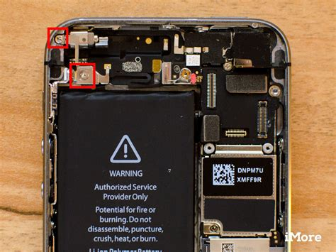 Vibrate Iphone 5 5s 5c how to replace a broken vibration motor in an iphone 5s