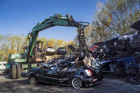 Auto Zum Verschrotten Verkaufen by Autoverwertung Gro 223 Kopf Fotos Verschrottung Verkauf