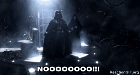 Darth Vader Nooo Meme - darth vader nooo gif
