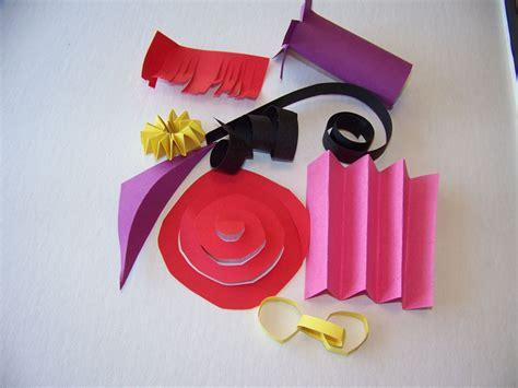 Papercraft Techniques - lesson twelve revised