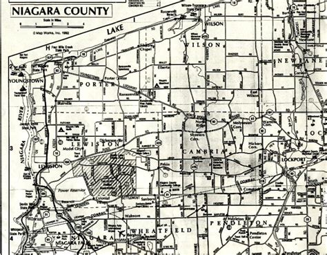 Niagara County Records Deckerjourney Niagara Co Ny Scans