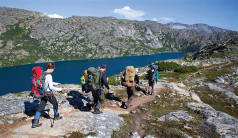 best hiking trips gct 7 best hiking trips in canada
