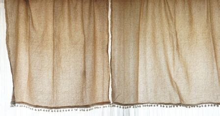 flour sack curtains 1000 images about primitive and vintage curtains on