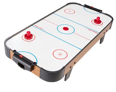 tabletop air hockey table playcraft sport table top 40 quot air hockey table playcraft
