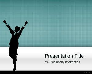 Striving Success Powerpoint Template Ppt Template Success Powerpoint Templates Free