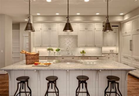 island lighting in kitchen kitchen island lighting styles for all types of decors
