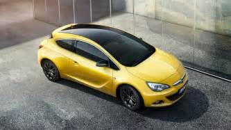 Opel Rs Opel Astra Gtc Verzije Modela I Nivoi Opreme Kompaktnog