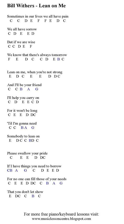 Letter How To Play Lessons October 2011